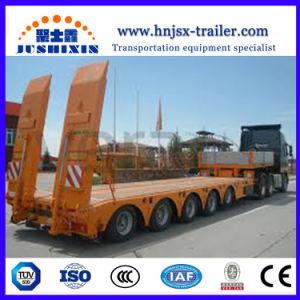 Traktor des China-Fabrik ABS Bremssystem-Lowbed Lowboy/LKW-halb Schlussteil