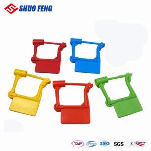 Fluglinien-Gepäck-Plastikvorhängeschloss-Sicherheits-Dichtung