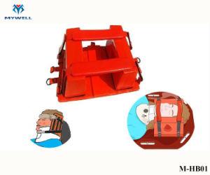 Immobilizzatore medico della testa della scheda della spina dorsale M-Hb01 per il piano di sostegno