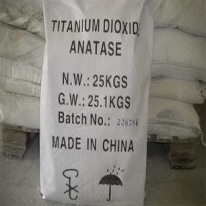 Pigment Dupont Ti-Zuiver R 104 van het Dioxyde van het Titanium van het Poeder van de Rang van het rutiel TiO2 het Witte voor Rubber