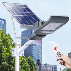 20With30W Fernsteuerungsverdunkelnled helle im Freienlandschaftsgarten-Beleuchtung-Solarstraßenlaterne