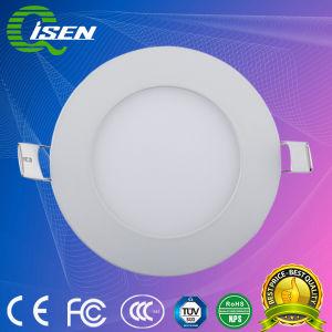 Iluminação do painel de LED de 3 W com alumínio para luz de Melhor