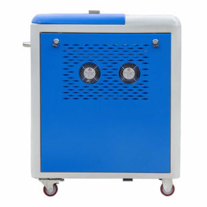 Goclean 6kwの蒸気の洗濯機の携帯用蒸気車