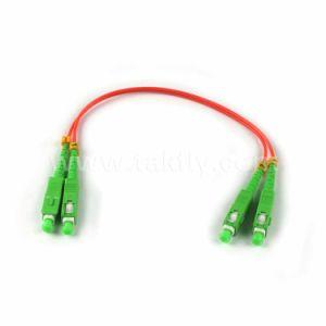 Sc/APC Sc/APC Duplex fibra monomodo Cable de conexi n/latiguillo