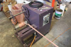 自動巻取り機が付いている良い業績のプラスチックフィルムの吹く機械