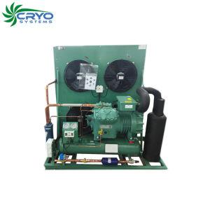 15 Piscina Bitzer Air-Cooled HP Unidade de condensação