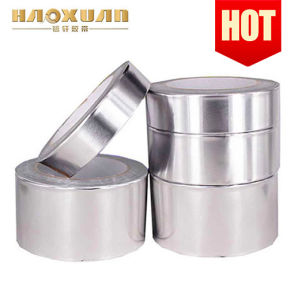 Fsk HVAC conduits en aluminium résistant à la chaleur bande pour l'isolant pour tuyaux prix d'usine