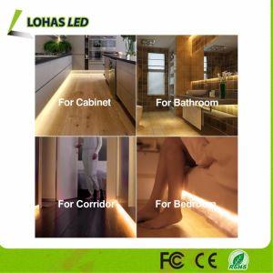 Crepuscolo da albeggiare indicatore luminoso di striscia flessibile di illuminazione LED di SMD 5050 con il sensore chiaro