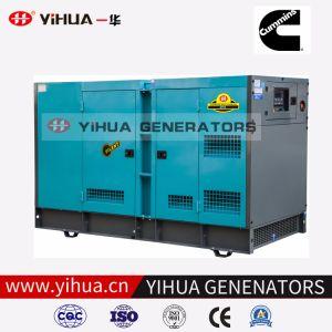 300kVA 60Hz Cummins Dieselmotor-Generator in den Philippinen