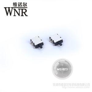 Mini interruttore del micro dell'interruttore di pulsante dell'interruttore di Wnre SMD Ms-023
