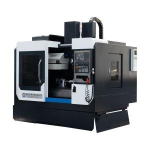 Vmc850 taladrado y fresado vertical Centro de mecanizado CNC