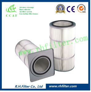 Ccaf Spunbonded polyester pour la cartouche de filtre la fumée de soudage