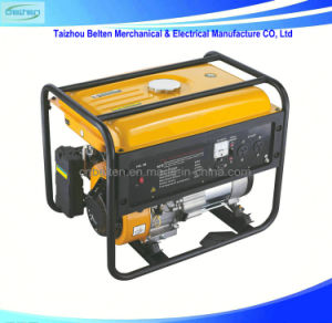 Manual del Generador Gasolina