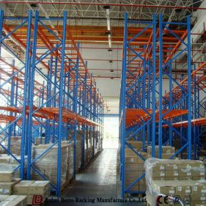 Тяжелого оборудования стали складских систем хранения данных полки стеллажи для поддонов