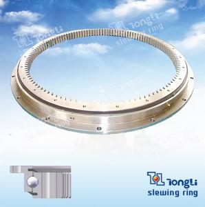 La norme européenne de la série de lumière //en forme de L'engrenage interne de la bague pivotante à bille/pivotement
