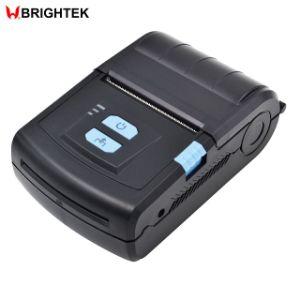 Ordinateur de poche mobile portable 58mm Imprimante de reçu thermique avec interface USB / Bluetooth