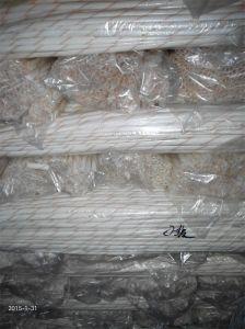 2715 glasvezel Sleeving met de Hars die van Polyvinyl Chloride met een laag wordt bedekt