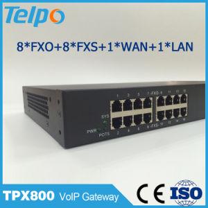 Points de vente chaude G. 711A/U-Law Codecs Ethernet RNIS FXO à convertisseur de FXS