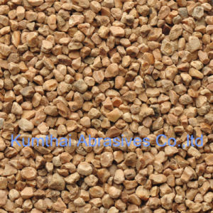 Abrasivos de pulido de la planta del shell de la nuez
