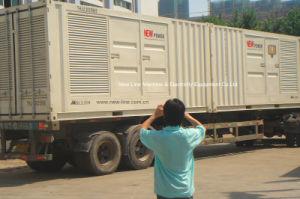 Diesel van de container de Stille Reeks van de Generator