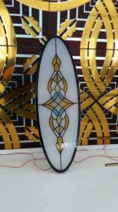 Nuevo vidrio decorativo con precio de fábrica directo de la alta calidad