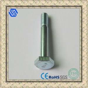 Les vis en acier inoxydable personnalisé vis à tête ronde en acier au carbone vis et écrous à tête hexagonale