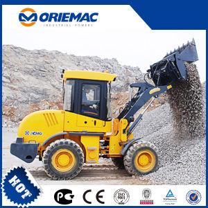 XCMG Lader Lw188 van de Ondergrondse Mijn van de Steenkool van 1.8 Ton de Mini
