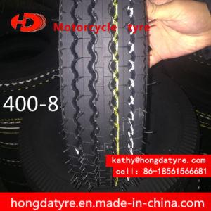Fabrik ISO9001 ECE-Bescheinigungs-Aktien-niedriger Preis-Motorrad-Reifen-Motorrad-Gummireifen-chinesischer Reifen-Großverkauf 400-8