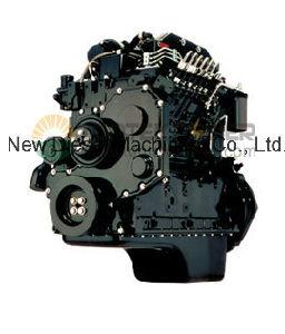 De Dieselmotor van de Bouw van Cummins 4bseries