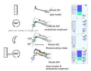 Стоматологическая функцию обнаружения Apex Эндодонтических обращения электрический Endo двигателя (C-Smart-V)