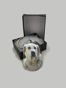 Sublimación recubierto impreso Dog Tag