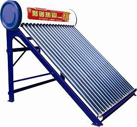 Staffa solare del riscaldatore di acqua (serie d'acciaio colorata) NT-B-301kema