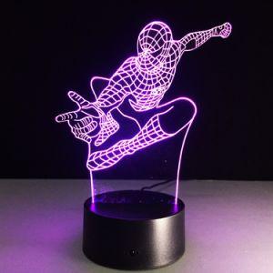 Amazon лучшие товары Star Wars светодиодный светильник с 3D Детский ночной свет спальные освещения