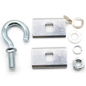 FTTH Q Span abrazadera de la suspensión de acero galvanizado en caliente