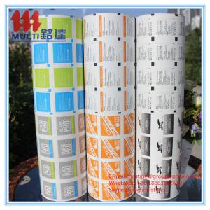ISO/QS сертификат бумаги из алюминиевой фольги спирт Prep блока упаковки сетку