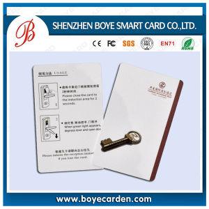 Smart Card senza contatto di plastica della serratura di portello dell'hotel del PVC RFID