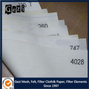 Gezi qualité stable et directe d'alimentation de l'usine de tissu filtrant
