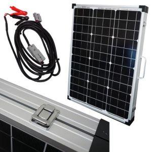 120W panel solar plegable plegable para Camping con autocaravana