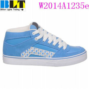 Blt Women's Retro Inspired MID Top Athletic Skate Style Shoes