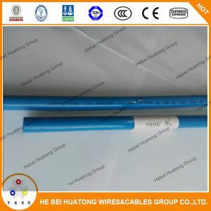 Venda a quente 600V Alumimnum Conductor Nylon Thhn 1 AWG