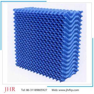 PVCは冷却塔の水処理のための製造業者を満たす