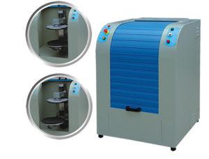 Semi Automatische Roterende het Mengen zich van de Verf Machine