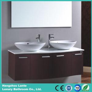 El Lujo moderno cuarto de baño de montaje en pared concisa vanidad (LT-C050)