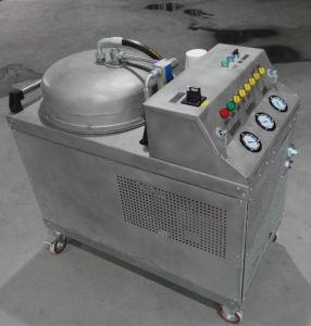 真空の油純化器