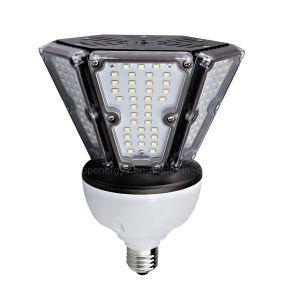 ピラミッドの形デザイン30W 330度のビーム角LEDのポストのトップ・ライトの球根