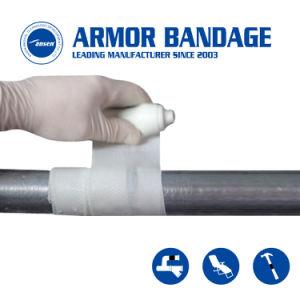 Strong предела прочности при растяжении Fix порванный жгут процедуры завершения ремонта трубопроводов броня порванный жгут