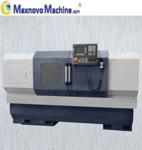 CNC van de hoge Precisie de Draaiende Controle van Siemens van het Centrum van de Machine van de Draaibank (mm-CK6150X1500)