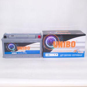 Batería de coche sin necesidad de mantenimiento 12V100ah de la frecuencia intermedia DIN100 60038