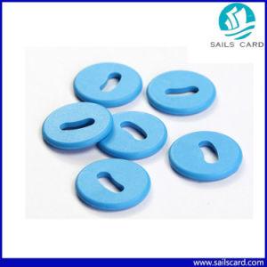 고열 세탁물 꼬리표를 입는 방수 RFID