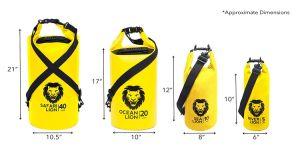 優れたシリーズはキャンプするカヤックを漕ぐことのための乾燥した袋船遊びを防水する